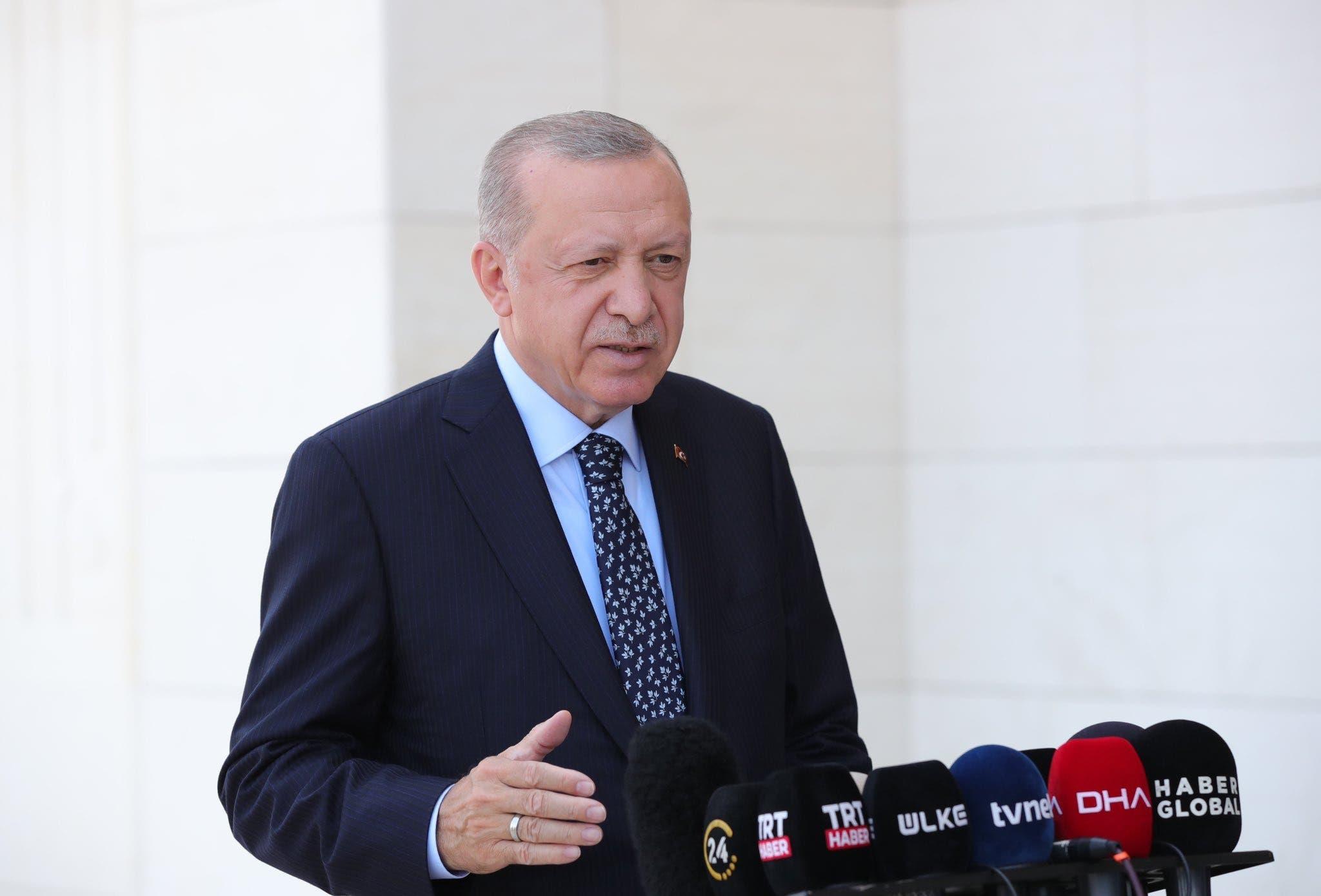 Madaxweyne Erdogan oo war kasoo saaray wada-hadallo ay la yeesheen Taalibaan
