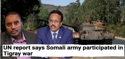 Fahad & Farmaajo's Role in the Tigray Crisis [WAR] Demands Accountability