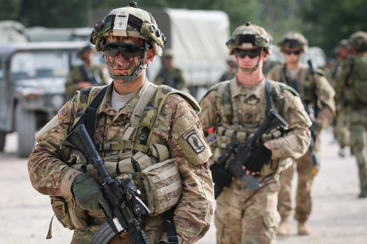 Boqolaal ciidamo Mareykan ah oo ku wajahan Kabul iyo wararkii ugu dambeeyey