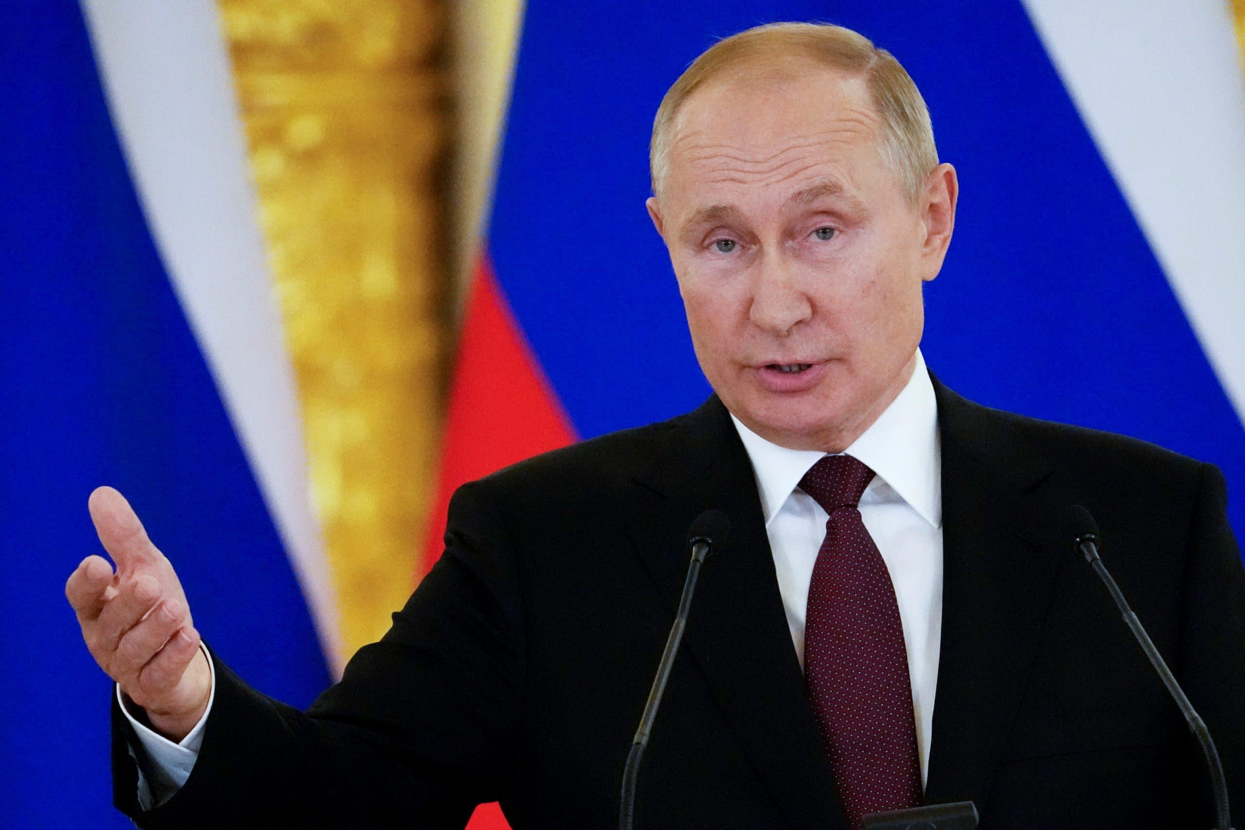 Madaxweyne Vladimir Putin oo diiday qorshaha Reer Galbeedka ee Afghanistan