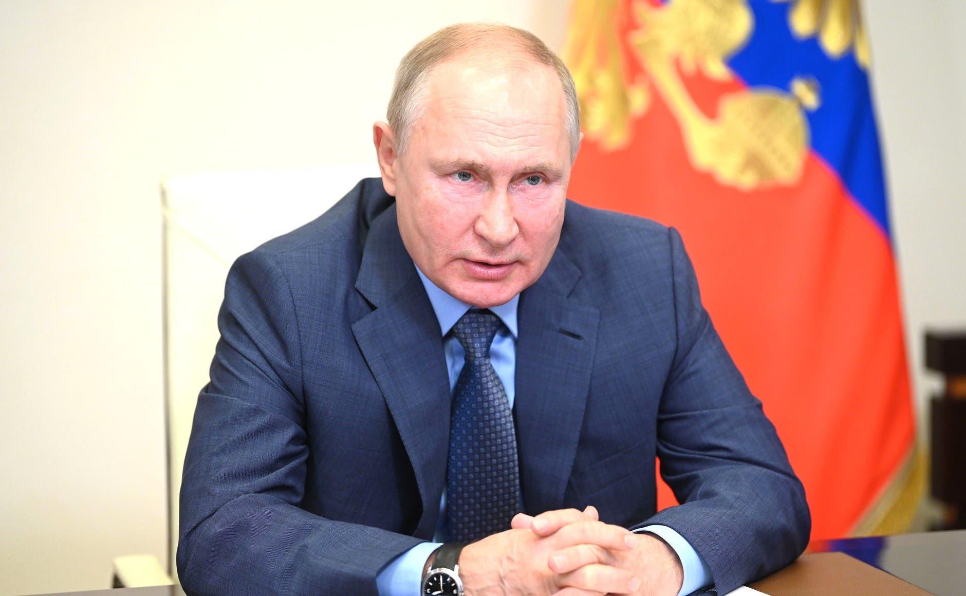 Muxuu madaxweyne Putin ku macneeyey 20-kii sano ee Mareykanka ee Afghanistan?