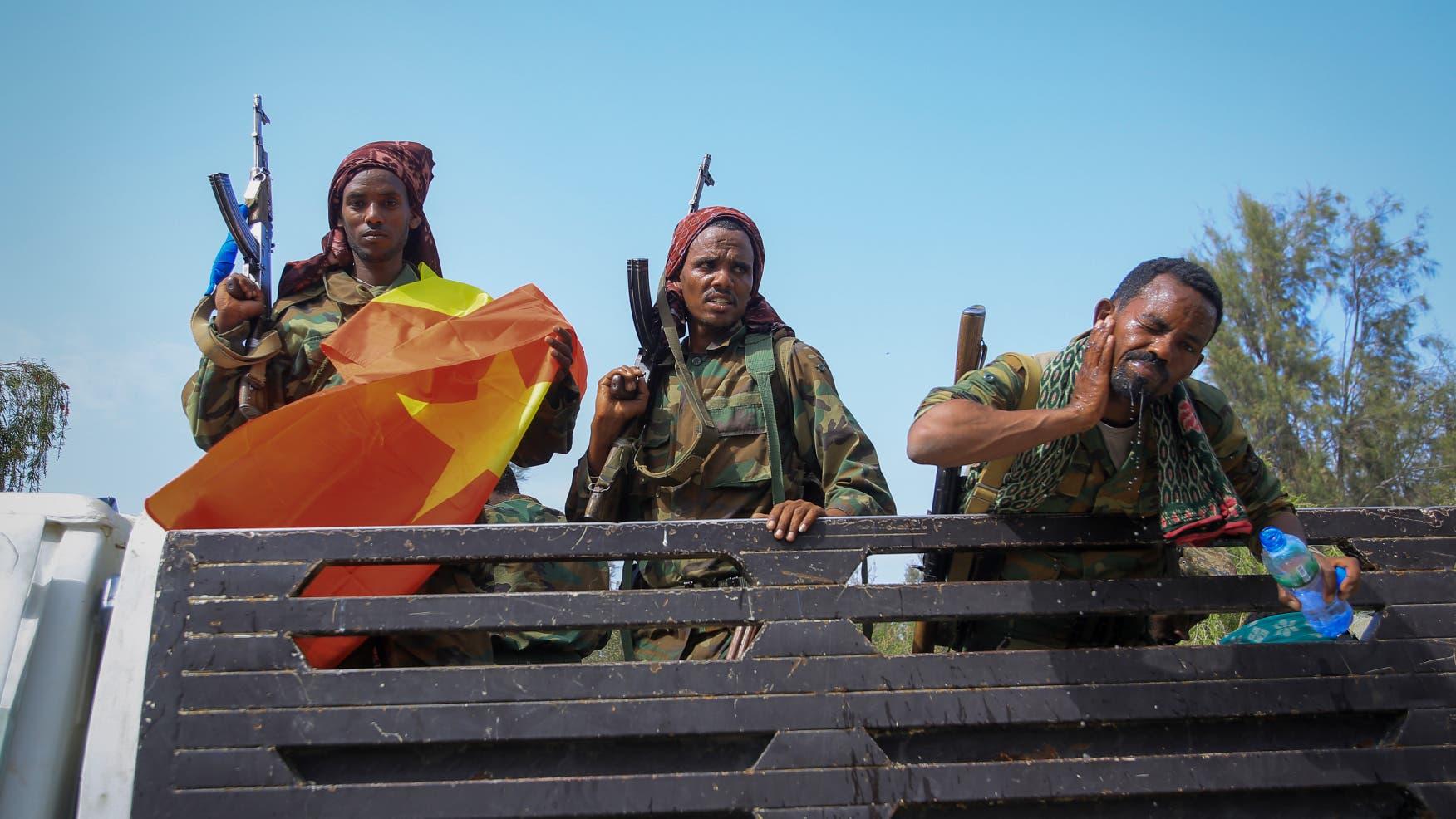 Koox awood leh oo xulufo la noqotay ciidanka Tigray-ga, kuna sii jeeda Addis Ababa
