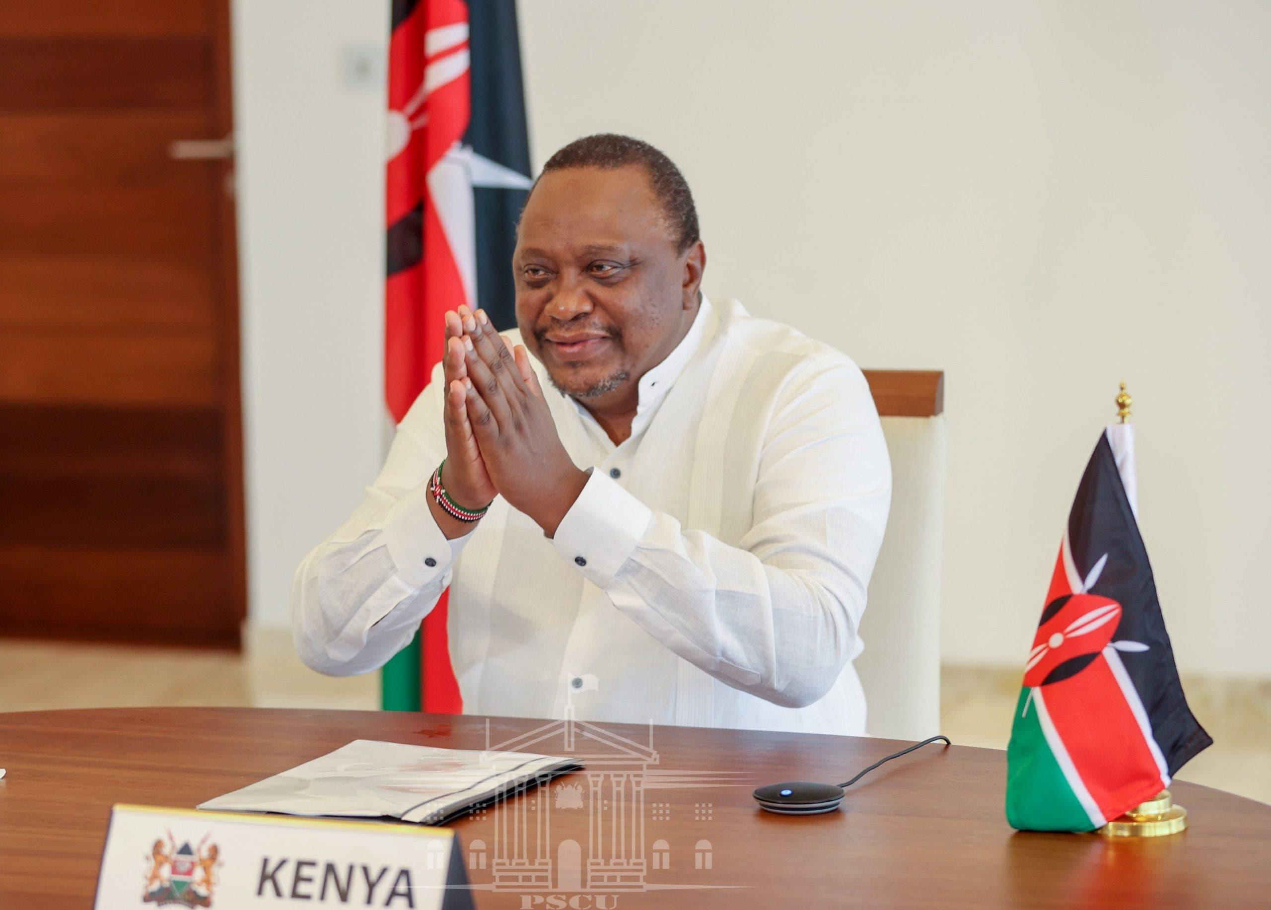 Qorshihii uu Uhuru Kenyatta ku noqon lahaa ra'iisul wasaare oo fashil la kulmay