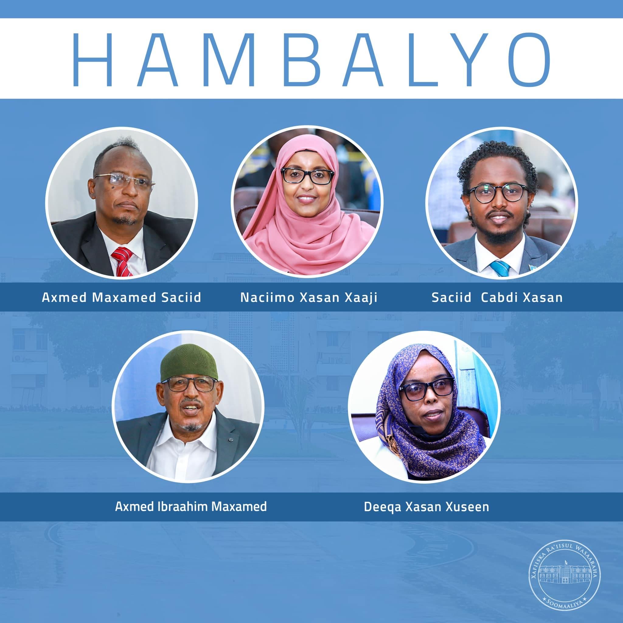 Doorashada Somaliland ee Aqalka Sare oo la soo gaba-gabeeyey – Yaa soo baxay?