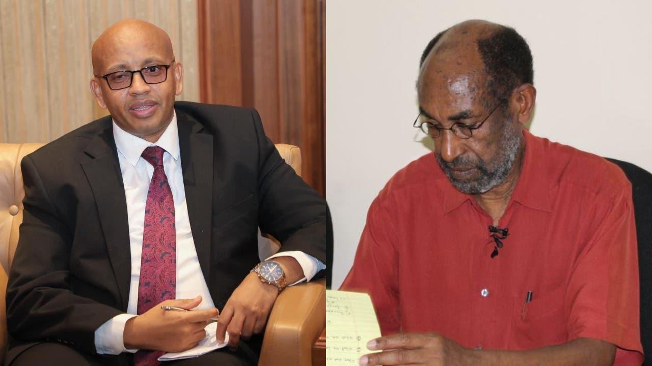 Sidee u fashilmay dagaalkii Villa Somalia ay ku qaaday Dubbe iyo Prof. Samatar?