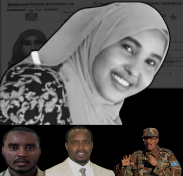 Finding the truth of missing intelligence agent [Ikran Tahlil] exposes the cover-up of Villa Somalia