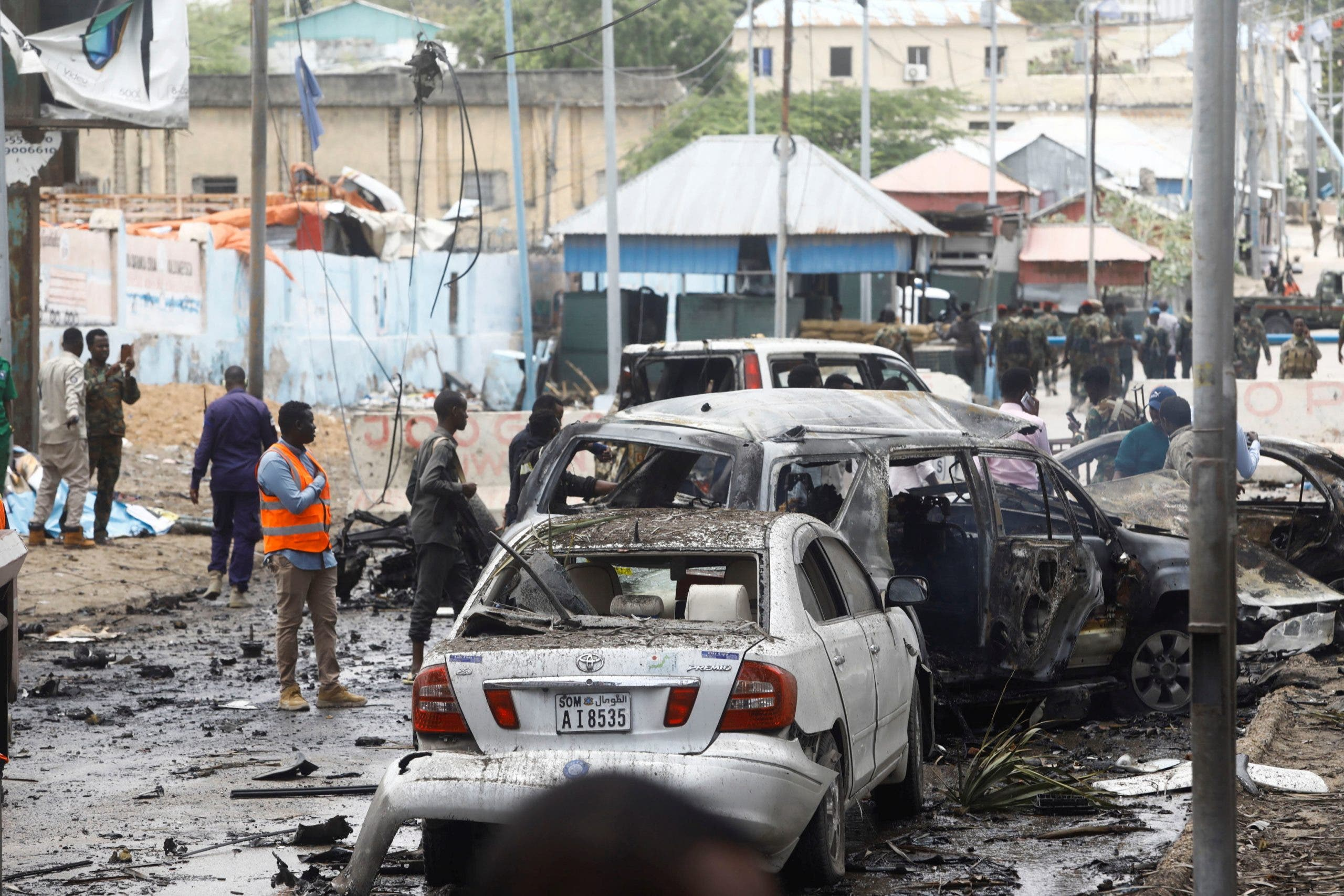 Al-Shabaab oo shaacisay magaca iyo beesha ninkii isku qarxiyey isgoyska Ceel Gaabta