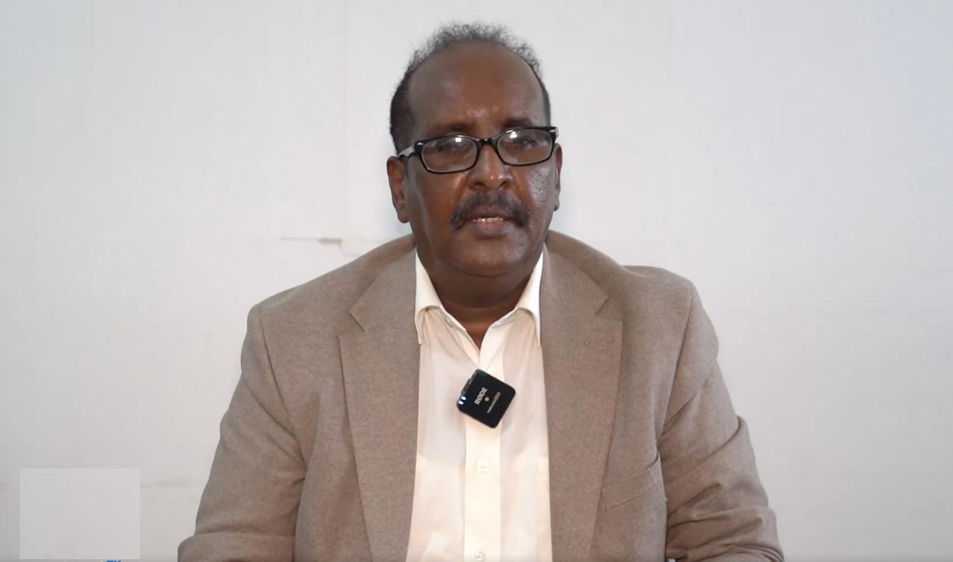 Daawo: Dr. Tahliil Faarax oo markii u horeysay ka hadlay dilka gabadhiisa IKRAAN