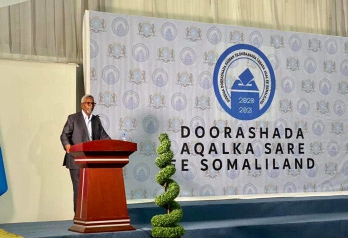 Khudbadaha musharixiinta Aqalka Sare ee Somaliland oo ka socota AFISYOONE