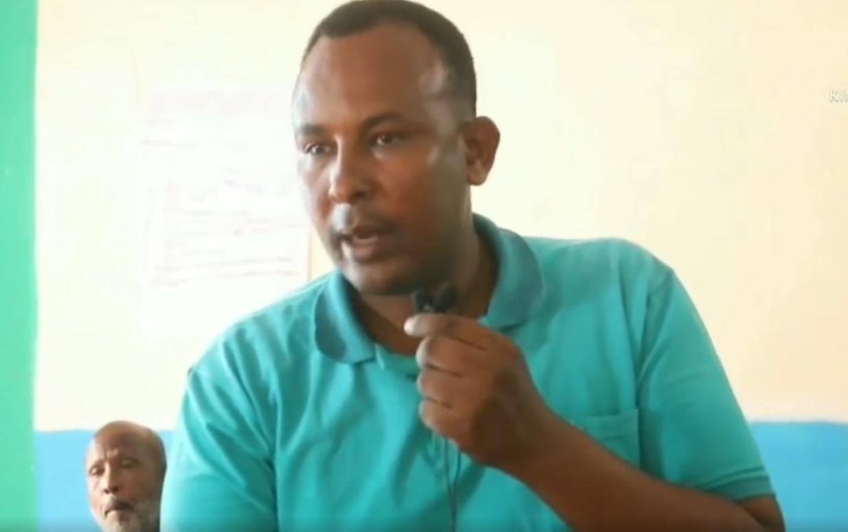 """Daawo: Cali Kadiye: Habarta dhashay IKRAAN TAHLIIL Faarax carabka ha laga jaro"""""""